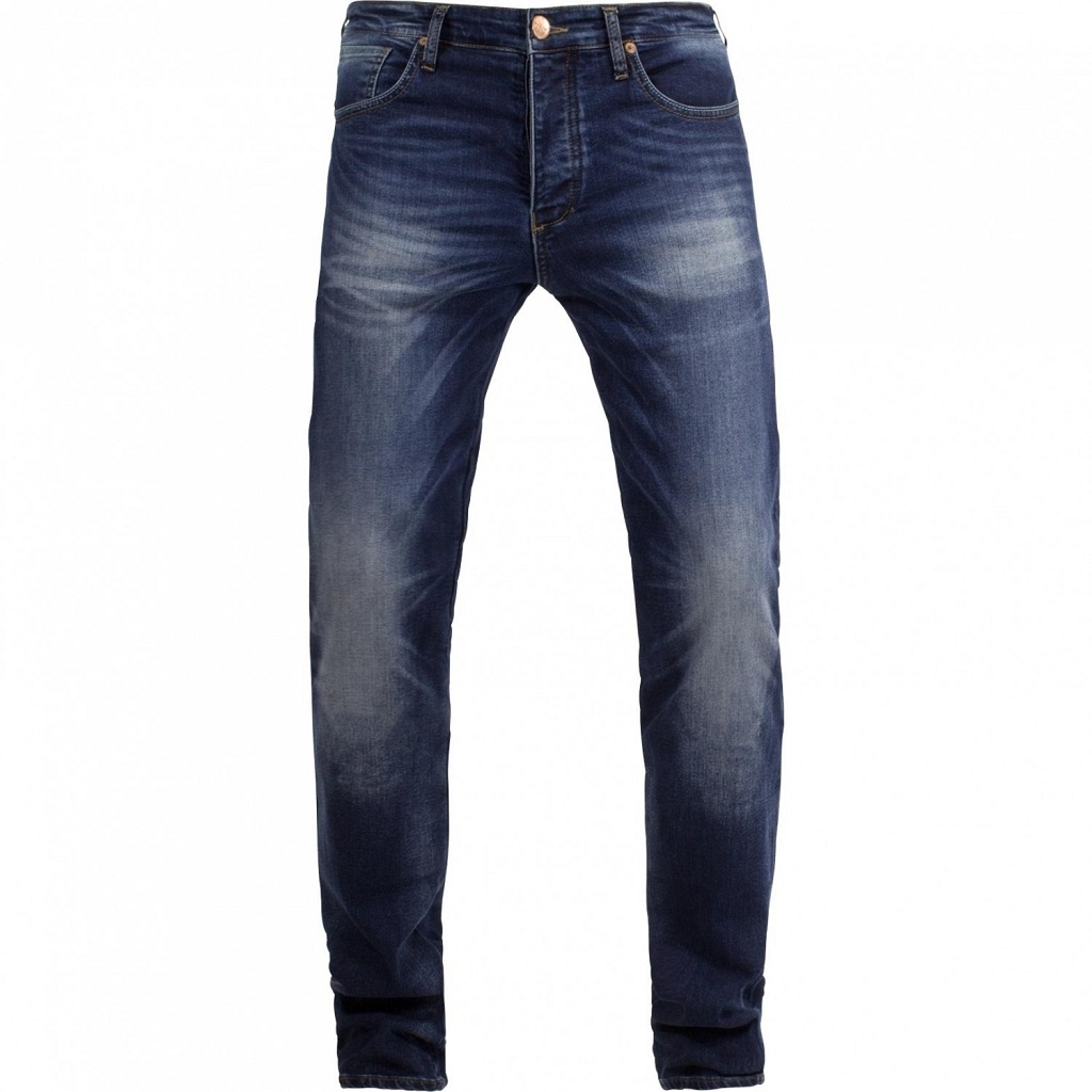 John Doe Ironhead Mechanix Slim Fit Motorradjeans
