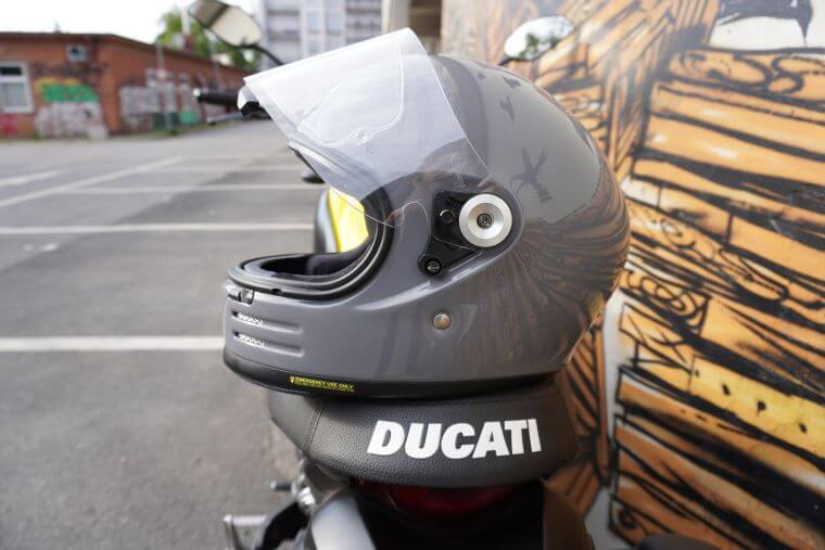 Shoei Glamster Retro Helm